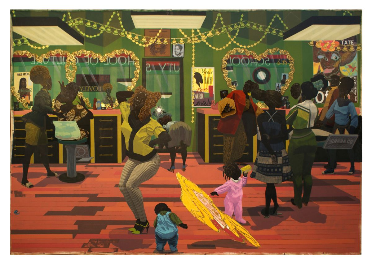 School of Beauty, School of Culture, Kerry James Marshall