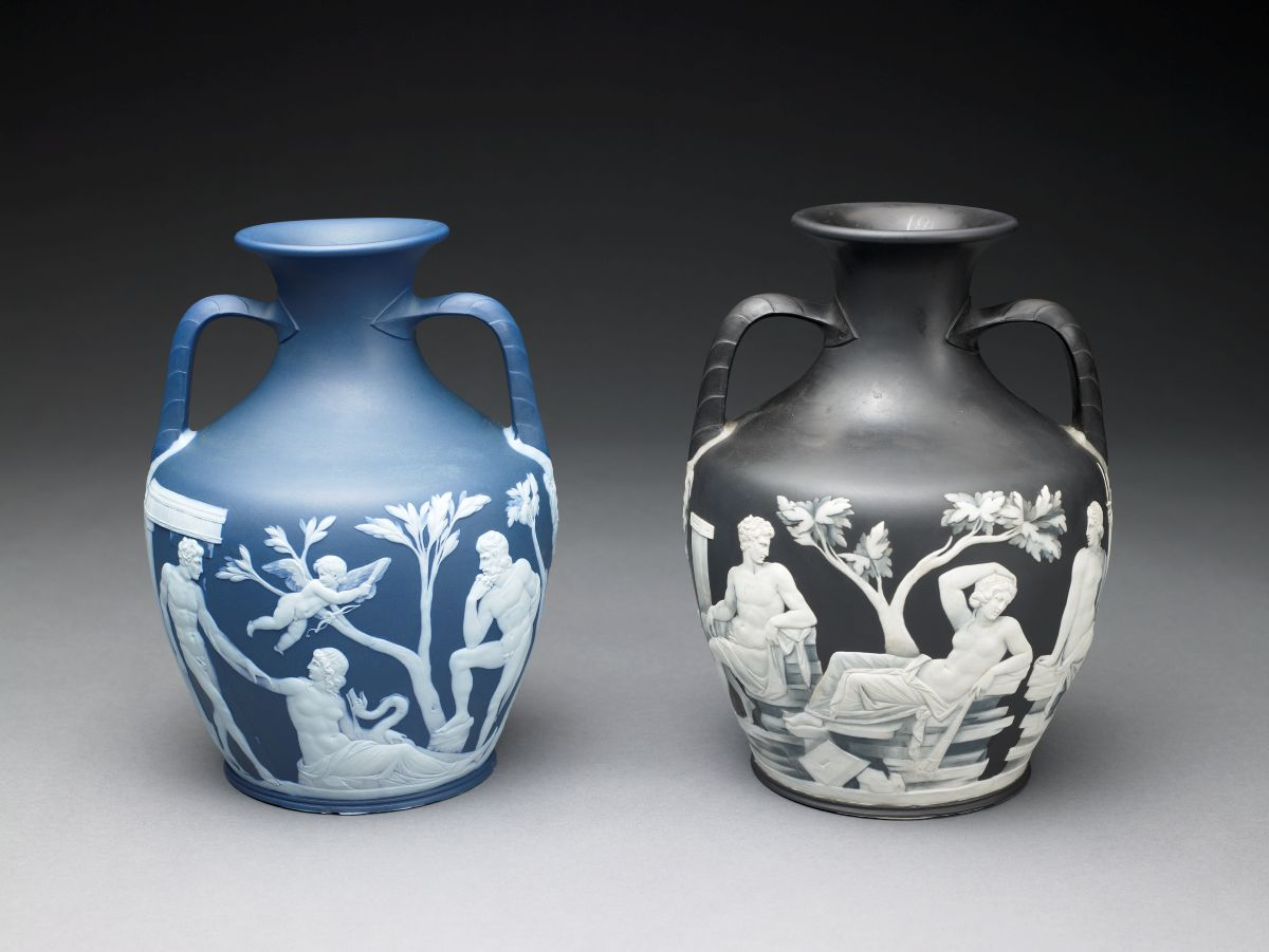 Portland Vase Copies, Wedgwood