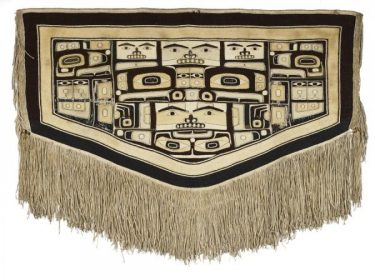 November 2013: Chilkat Blanket