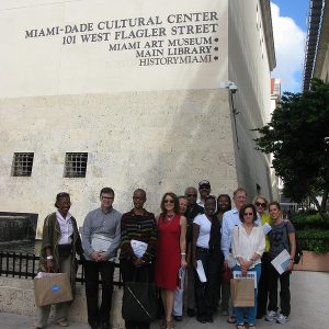 The Collectors Circle for Contemporary Art travels to Miami for Art Basel Miami Beach.