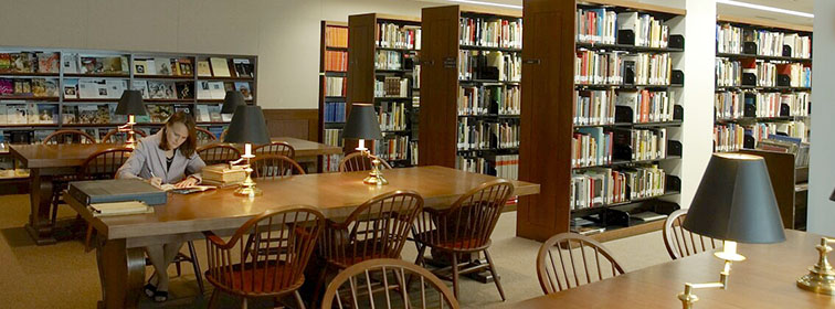 Clarence B. Hanson, Jr. Library