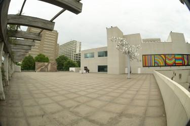 upper plaza