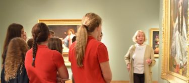 Romanticism in the Museum's Collection Tour