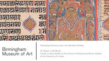 Callahan Lecture: Illustrating Victorious Lives: Jaina Narrative Painting