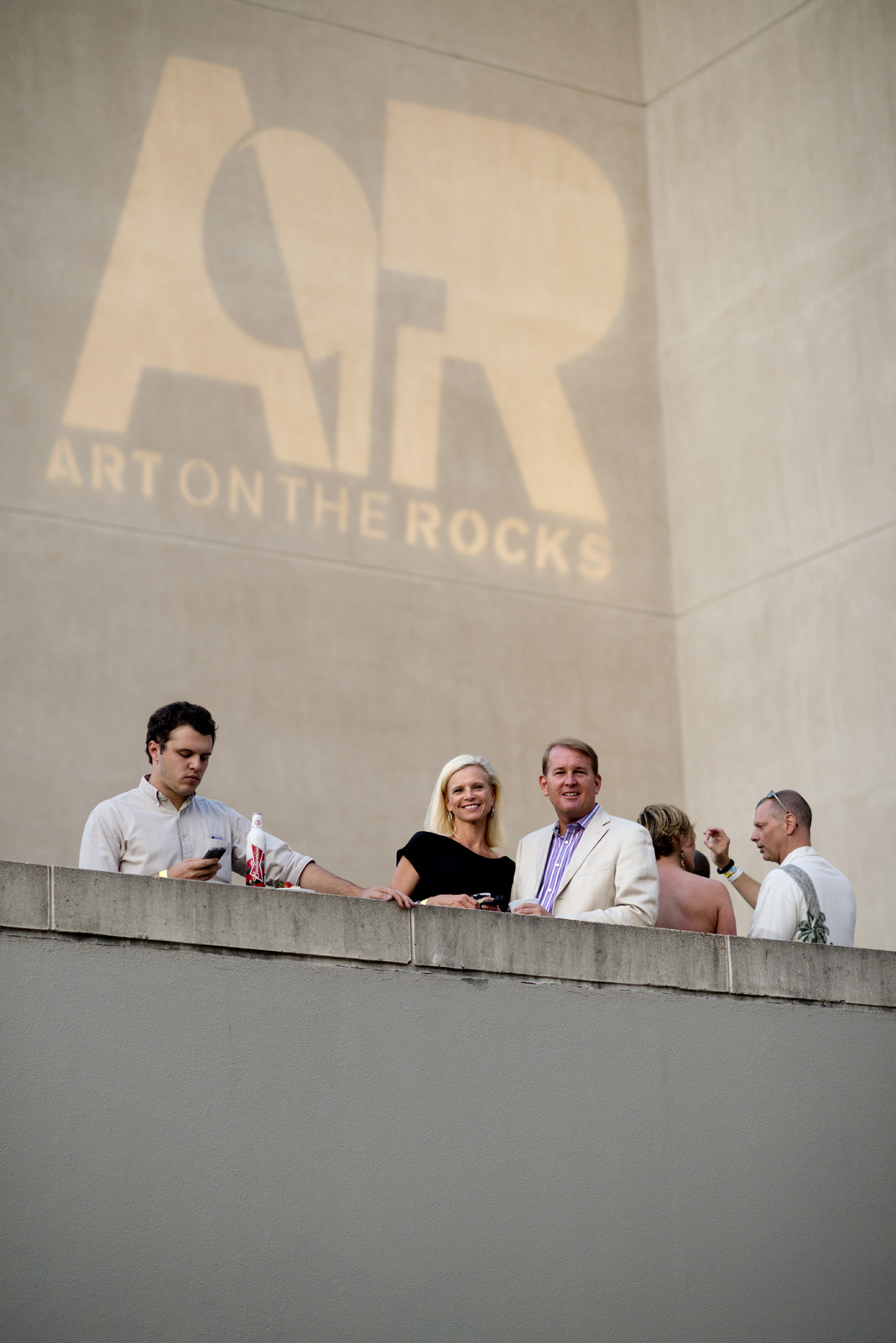 Highlights from Art On The Rocks 2013
