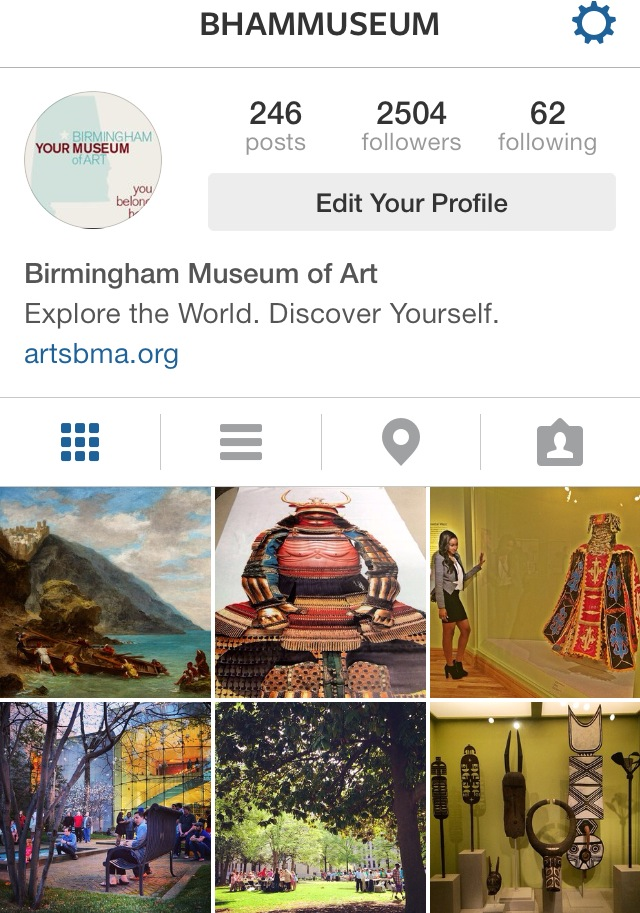 Share your fun with us! // Snapping images around the BMA on #ArtMuseumDay? Share them with us at @bhammuseum on Instagram and Twitter, or post them to our Facebook page. We can't wait to celebrate with you!