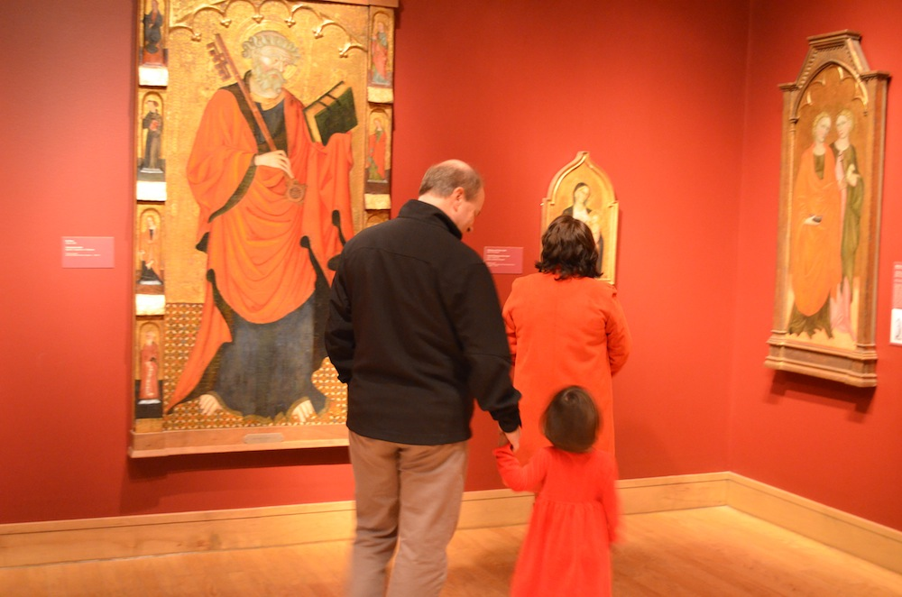 A family tour of our Kress Galleries.