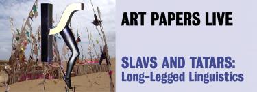 Slavs and Tatars: Long Legged Linguistics, September 20, 2014