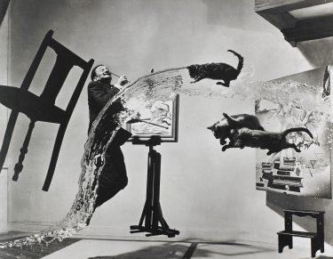 Slow Art Sunday: Dalí Atomicus