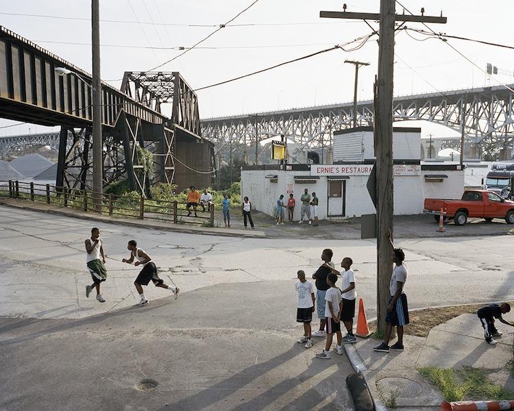 """Riverfront"" (2012), Curran Hatleberg"