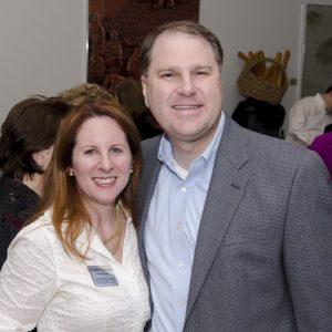 Elizabeth and Bill Koleszar