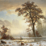 Friends of American Art: Lunch and Learn: Walking Through A Winter Wonderland: Snow, Ice, and Paint