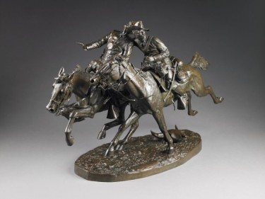 ArtBreak: Frederic Remington and the Cowboy: The Historiography of an American Myth