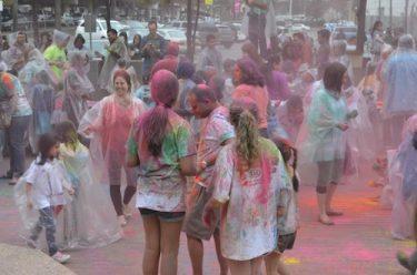Holi: Indian Culture Festival