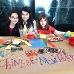 Bart's Art Cart: Chinese New Year Dragons