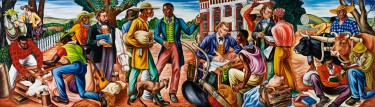 Public Tour: Rising Up: Hale Woodruff's Murals at Talladega College