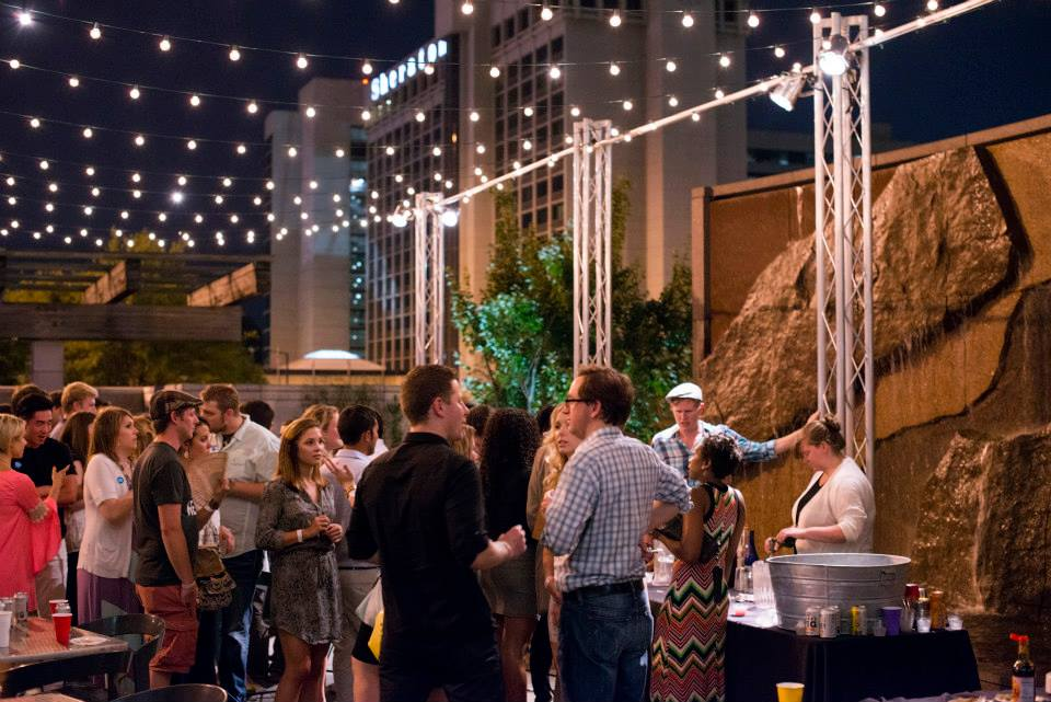 Highlights from Art On The Rocks 2014