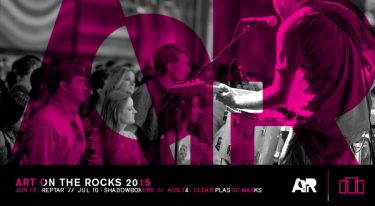 Art On The Rocks 2015: Ticket Sales Open and Line Up Announced