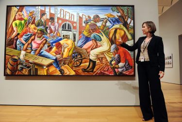 Lecture: Looking Forward, Looking Back: History and Meaning in Hale Woodruff's Talladega Murals