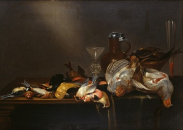 Slow Art Sunday: Still Life with Game Birds