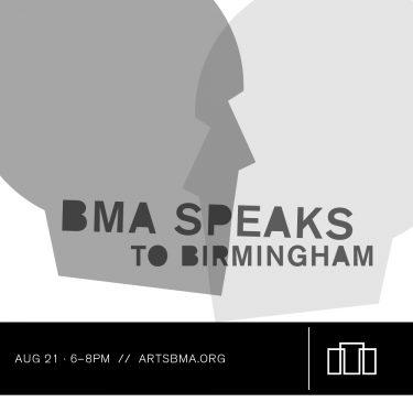 BMA Speaks to Birmingham: Black Like Who?
