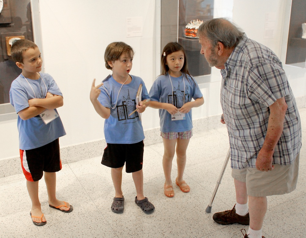 Frank Fleming and kids 2