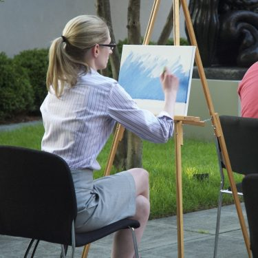 Museum Studio: Watercolor Paint Day