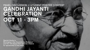 Gandhi Jayanti: Essay and Poster Contest Submissions