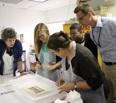 Art Matters: Conservation On Paper