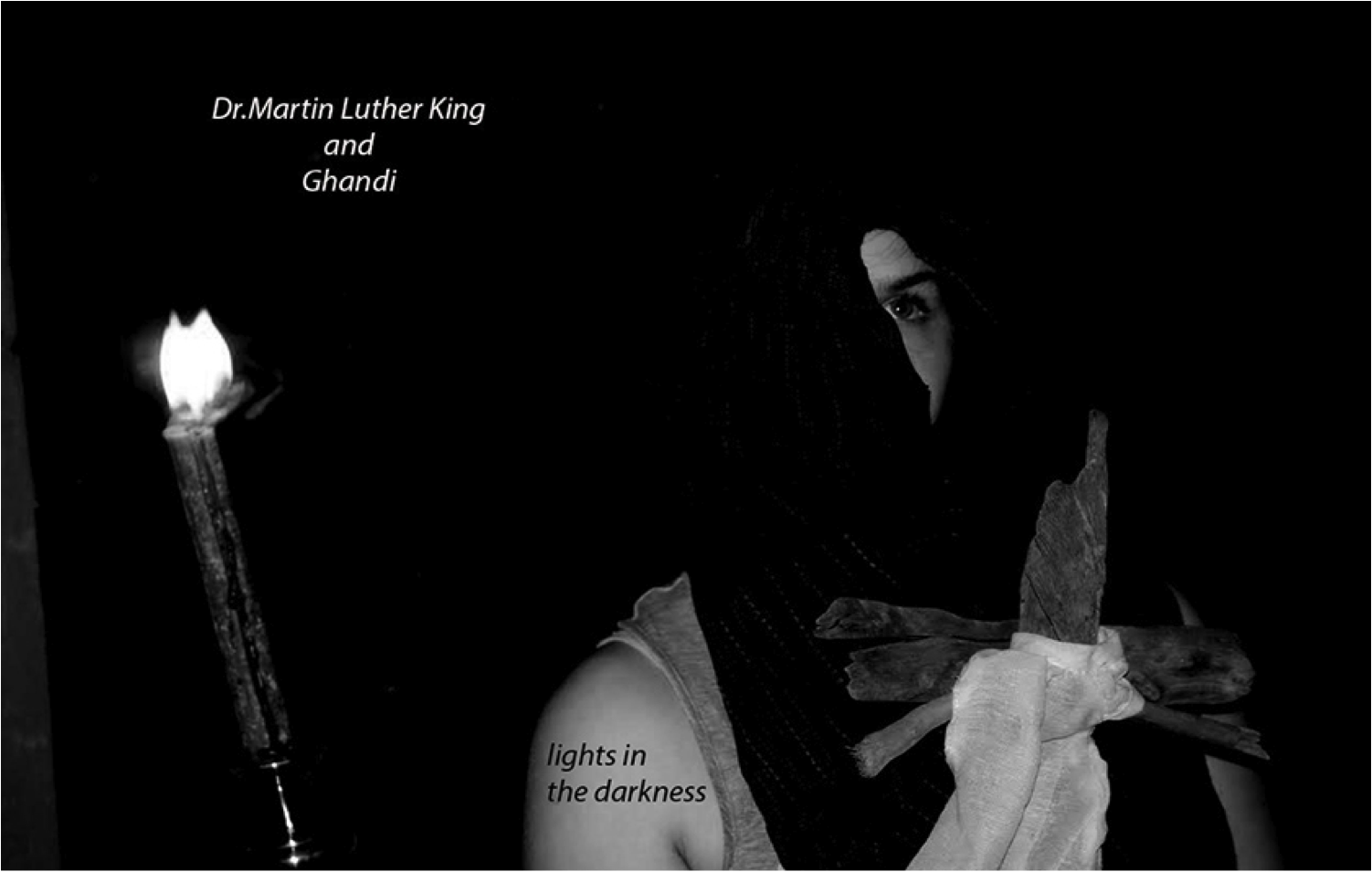 Lights in the Darkness by Mary Frances Lembke The Altamont School 11th grade