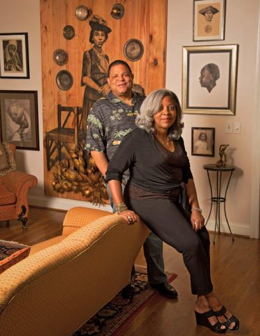 Norm and Carnetta Davis. Photography by Beau Gustafson.