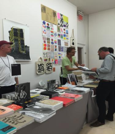 A Trip to the New York Art Book Fair