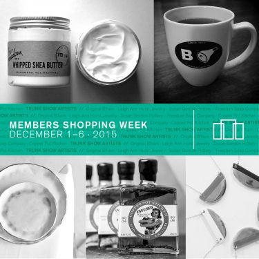 Member Shopping Week