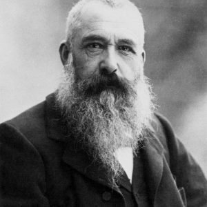 Claude Monet (image from Wikipedia)