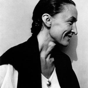 Georgia O'Keeffe (image from nybooks.com)