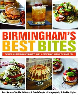 You'll find some of your all-time favorite restaurant recipes in Birmingham's Best Bites. A great gift for the chef in your life, or for someone who loves Birmingham's food scene (and who doesn't?!). / $27.95