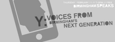 Birmingham Speaks: An Evolving Program for a Changing City