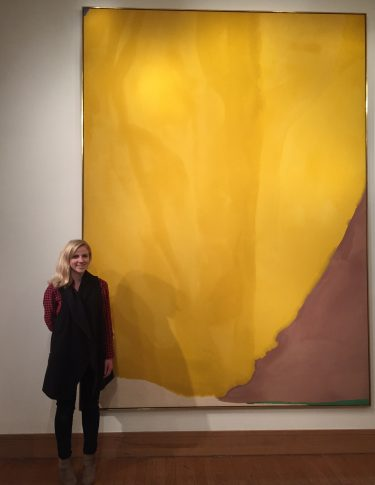 Meet the Curatorial Fellow: Amelia Hobson