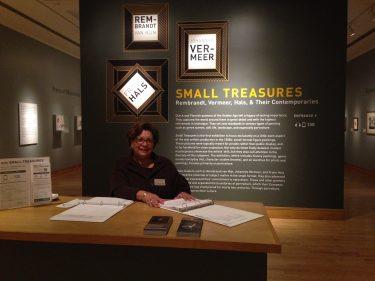 Small Treasures volunteer - Carol Smith