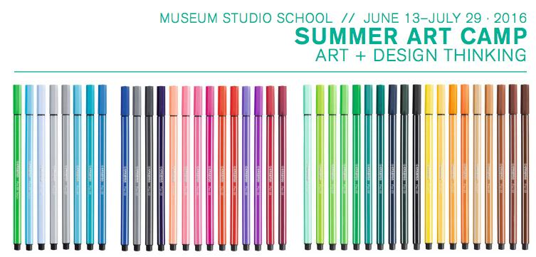 Summer Art Camp 2016: Register Today!