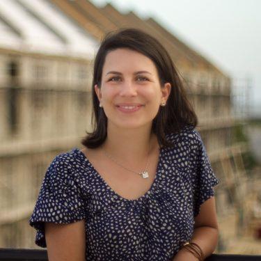 Meredith Knight, coordinator for studio programs