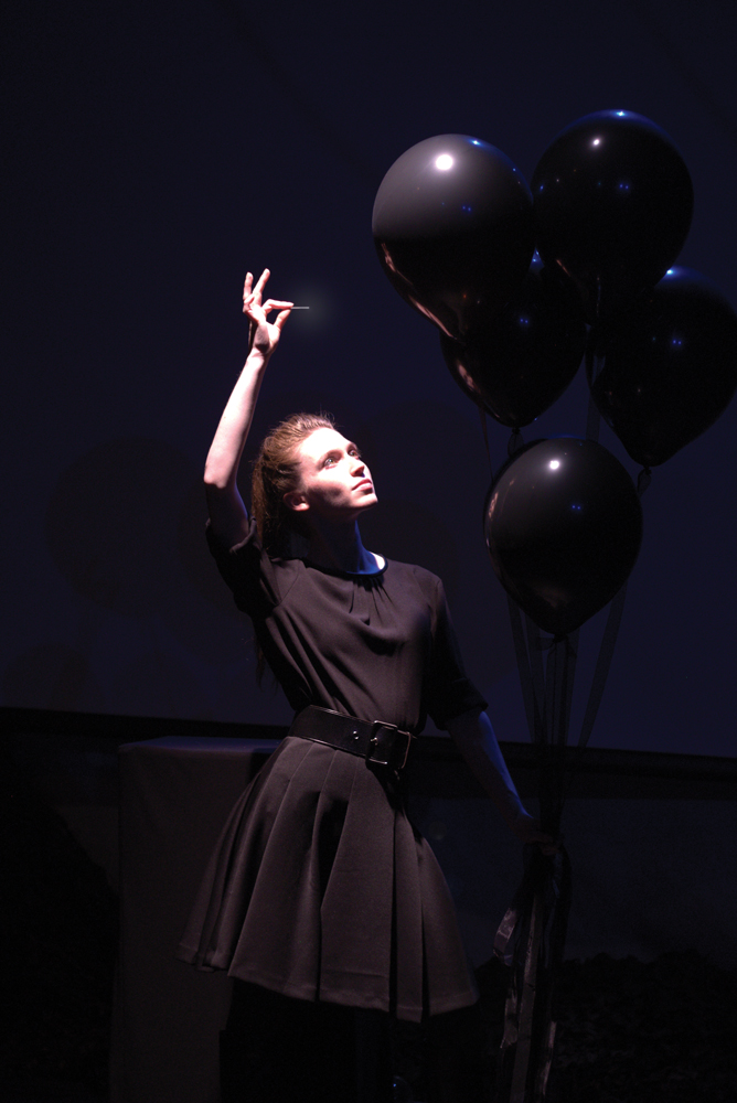 Chicago magician Jeanette Andrews.