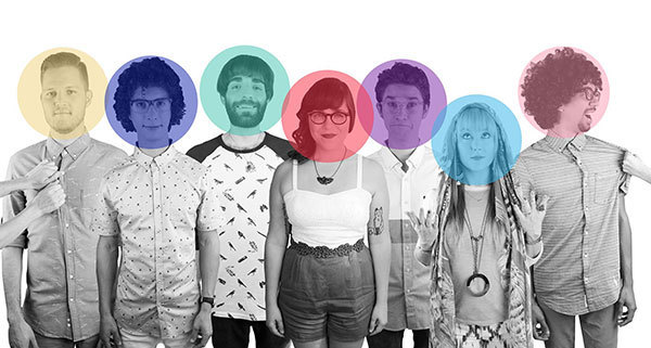 The band Sweet Crude, who will perform at Art On The Rocks on August 19.