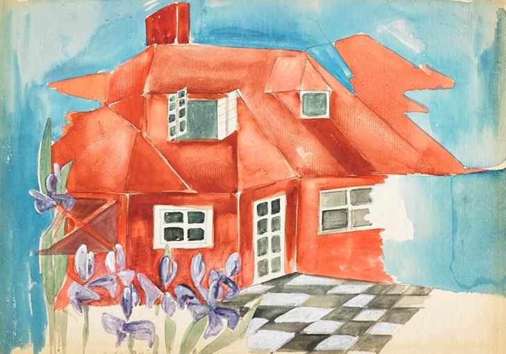 Zelda Fitzgerald's Ober House