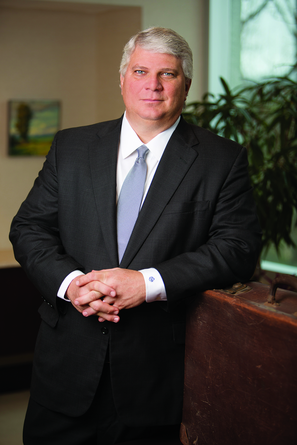 Edward K. Aldag, Jr., Chairman, President, and CEO of Medical Properties Trust