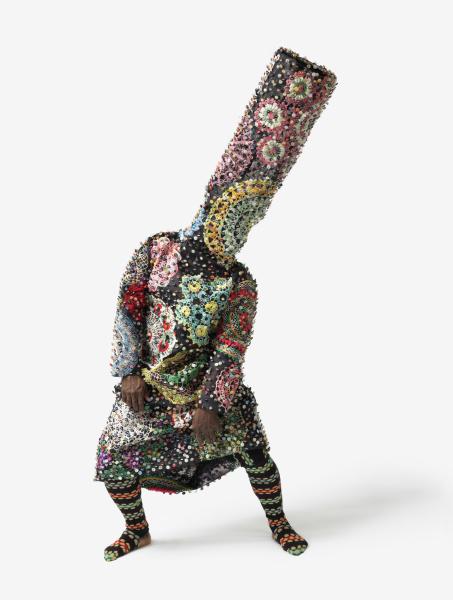 Artist Nick Cave's Soundsuit