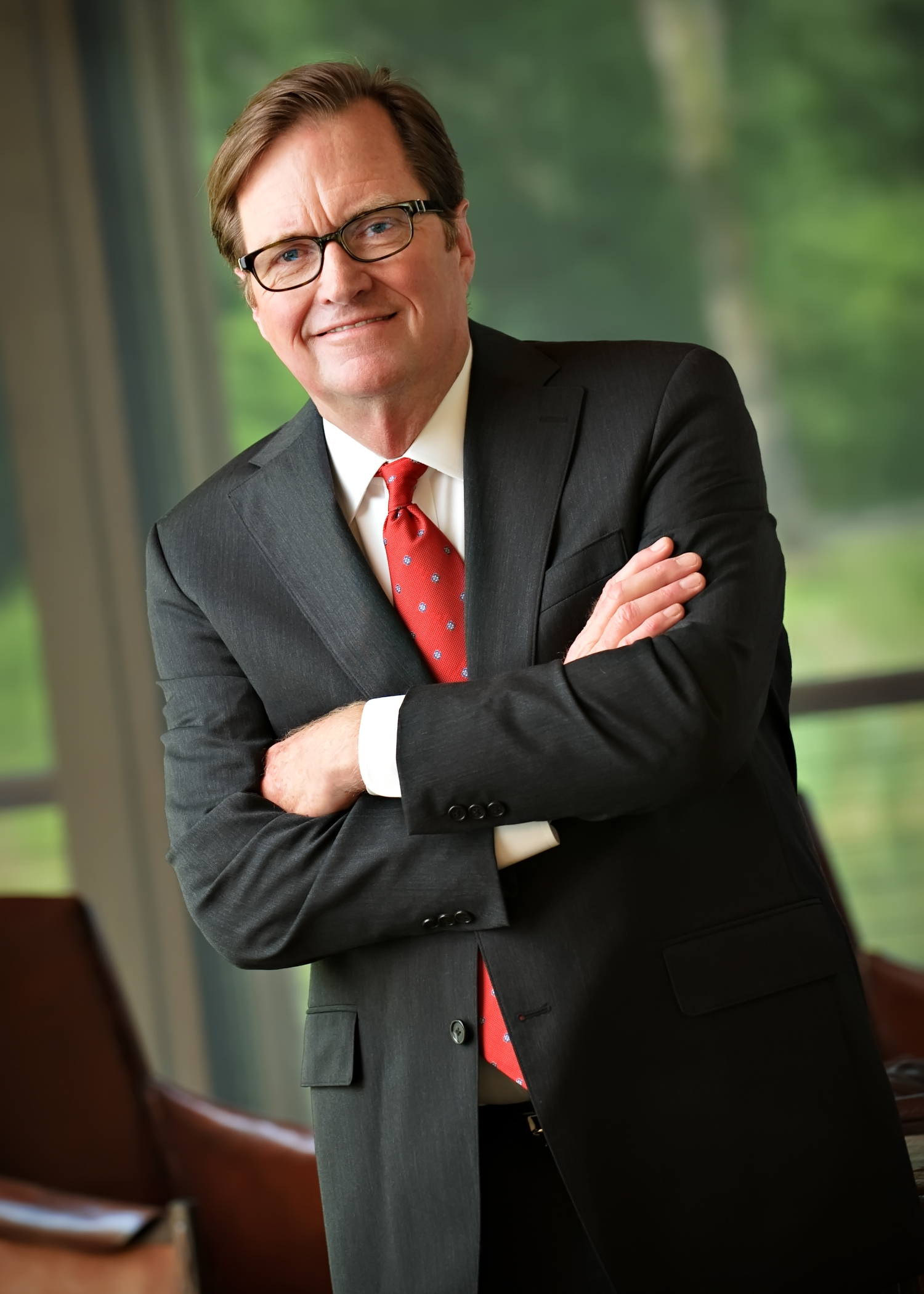 Merrill Stewart, Jr. President and Founder of Stewart Perry