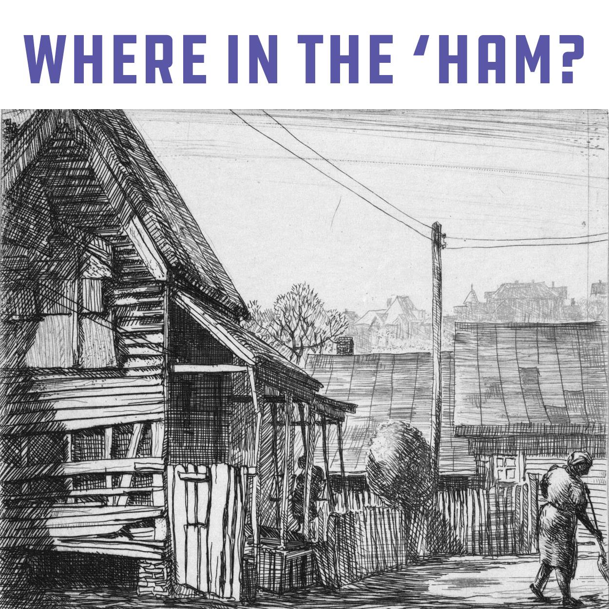 Coe Where in the Ham - square 1b