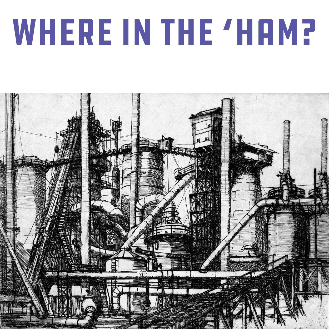 Coe Where in the Ham - square 3b