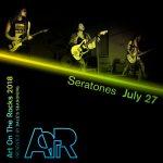 Art On The Rocks // Seratones